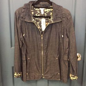 Reversible Chicos Jacket
